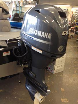 Yamaha F60LB outboard motor