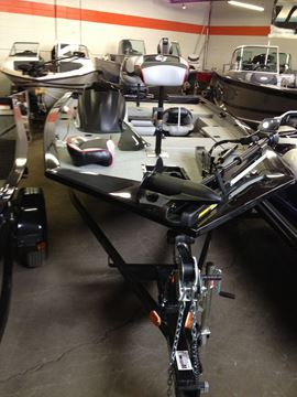 2016 G3 Eagle Mod-V Sportsman 17 Hamilton