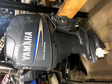 Picture of Yamaha 40hp