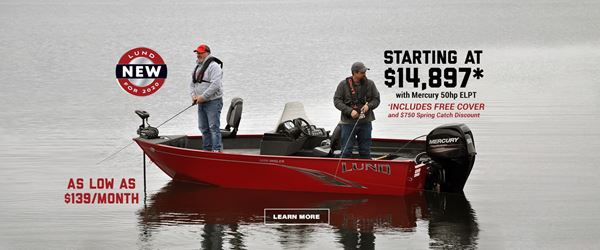 Picture of Lund 1650 Angler